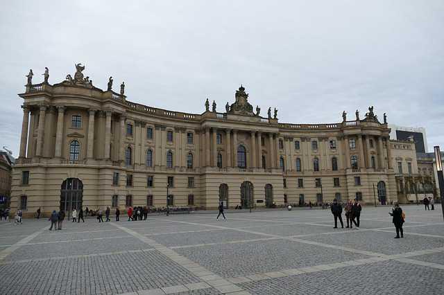 Universidad Humboldt de Berlín - ALEMANIA HOY